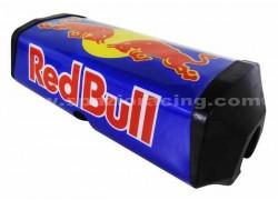 Protector manillar de 28mm. Fatbar® tipo PROTAPER Azul RED BULL