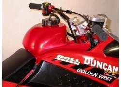 Deposito de gasolina IMS Honda TRX400 EX