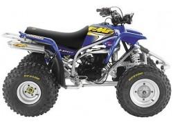 """Colector de escape """"FATTY"""" FMF Yamaha YFS200 Blaster 88-06"""