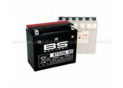 Bateria BS Battery YTX20L-BS Yamaha YFM450 Wolverine 03-10, YFM550 Grizzly 09-15, YFM600 Grizzly 98-01, YFM660 Grizzly 02-08, YFM700 Grizzly 07-15