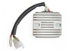 Regulador de voltaje Yamaha YFM250 Bear Tracker 99-00, YFM350 Big Bear 96-99, YFM400 Big Bear 00-01, YFM400 Kodiak 96-99, YFM600 Grizzly 1998