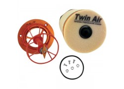 "Kit Filtro de aire ""Pro-Flow"" TWIN AIR Artic Cat DVX400 03-08, Kawasaki KFX400 03-06, Suzuki LT-Z400 03-08"