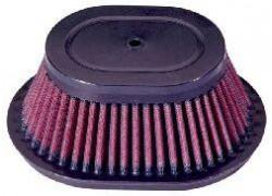 Filtro de aire K&N YFA125 Breeze 89-04, YFM125 Grizzly 04-13, YFS200 Blaster 88-06, YFM250 Raptor 08-1350 Raptor