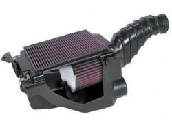 Detalle del montaje del filtro de aire Xstream PowerLid K&N