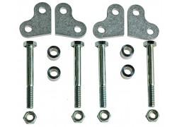 Kit rebaje suspensión delantera DURABLUE Yamaha YFZ450 04-15, YFZ450R 09-15, YFZ450X 09-15
