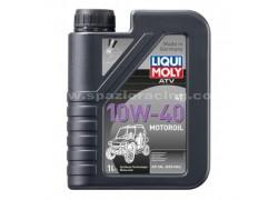 Aceite 4 Tiempos 100% sintético 10W40 ATV QUAD SxS LIQUI MOLY (1 Litro)
