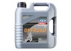 Aceite 2 Tiempos semi-sintético OFF ROAD LIQUI MOLY (4 Litros)