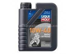 Aceite 4 Tiempos 10W40 OFF ROAD Basic LIQUI MOLY (1 Litro)