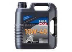 Aceite 4 Tiempos 10W40 OFF ROAD Basic LIQUI MOLY (4 Litros)