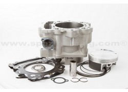 Kit cilindro sobredimensionado compresión 9.2:1 Yamaha YFM700 Grizzly 07-13, YXR700 Rhino 08-13