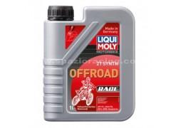 Aceite 2 Tiempos 100% sintético OFF ROAD Race LIQUI MOLY (1 Litro)