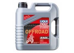 Aceite 2 Tiempos 100% sintético OFF ROAD Race LIQUI MOLY (4 Litros)