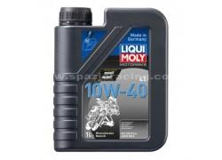 Aceite 4 Tiempos semi-sintético 10W40 STREET Basic LIQUI MOLY (1 Litro)