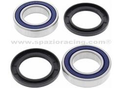 Kit rodamientos Eje trasero Yamaha YFA125 Breeze 89-04, YFM125 Grizzly 04-12 (