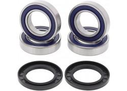 Kit rodamientos rueda trasera Can Am Quest 500 02-04, Quest 500 XT 02-04, Quest 650 STD / XT 02-04, Traxter 500 99-05, Traxter 500 Auto CVT 2005, Traxter 650 04-05, Traxter 650 Auto CVT 2005