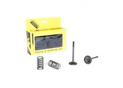 Kit de Válvulas de escape + muelles PROX Yamaha YFZ450 04-09, YFZ450R 09-17