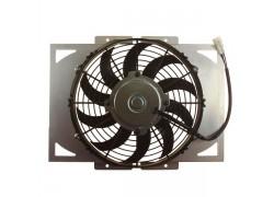 Ventilador de refrigeración Yamaha YXR450 Rhino 06-09, YXR660 Rhino 04-07