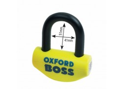 "Candado antirobo ""Super Strong Boss"" Oxford"