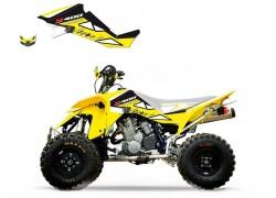 Kit Adhesivos Amarillo DREAM 2 Blackbird Racing Suzuki LT-Z400 03-10