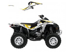 Kit Adhesivos DREAM 2 Blackbird Racing Can Am Renegade 500 07-15, Renegade 800 07-15