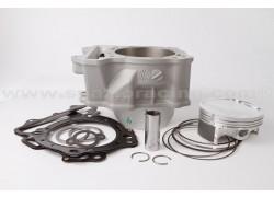 Kit cilindro sobredimensionado compresión 11.3:1 Artic Cat DVX400 04-08, Kawasaki KFX400 03-06, Suzuki LT-Z400 03-14