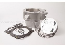 Kit cilindro sobredimensionado compresión 11.7:1 Suzuki LT-R450 06-09