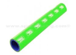 Manguito de radiador universal súper flexible Verde Samco