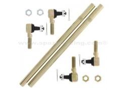 Kit rotulas y varillas de dirección reforzadas Artic Cat DVX400 04-08, Kawasaki KFX400 04-06, Suzuki LT-Z400 04-08