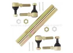 Kit rotulas y varillas de dirección reforzadas Kawasaki KLF220 Bayou 88-02, KLF250 Bayou 03-11