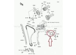 Tensor cadena de distribución Kawasaki KFX450R 08-14