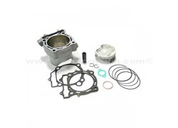 Kit cilindro sobredimensionado compresión 13,1:1 ATHENA Suzuki LT-R450 06-12