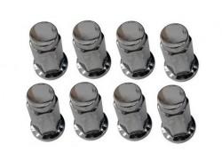 8 Tuercas planas M-10x1.25. ALUG15BX ITP