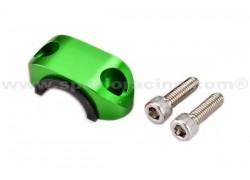 Brida soporte maneta Verde VParts