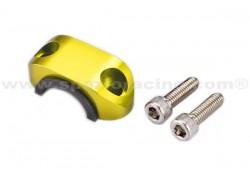 Brida soporte maneta Amarilla VParts