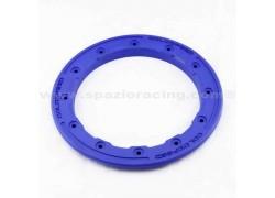 Aro Beadlock de policarbonato Azul 9'' para llanta GOLDSPEED