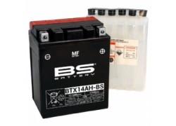 Bateria BS Battery YTX14AH-BS Polaris 400 94-08, 400 Sportsman 09-11, 425 95-02, 500 Sportsman 96-12, 550 EPS 10-12, 550 Sportsman XP 10-12