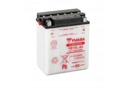 Bateria YB14L-A2 YUASA Arctic Cat 250 99-05, 300 98-05