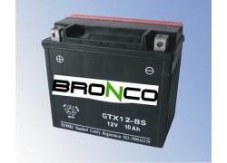 Bateria YTX12-BS Honda TRX250 Recon 97-11, Kymco MXU250, KXR250, Maxxer 300, MXU300, Polaris 200 Phoenix 05-12, Sawtooth 200 05-12, Suzuki LT-F250 Ozark 02-12