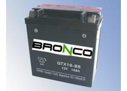 Bateria YTX16-BS Suzuki LT-A500 Quadmaster 00-01, LT-A500 Vinson 02-03, LT-F500 Vinson 02-03, LT-A700 King Quad 05-07