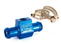 BG014B00 Termostato KOSO para Tubo refrigerante 14mm.