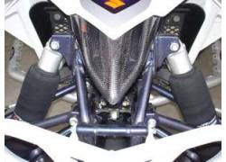 """Plástico/""""Pico"""" fibra de carbono XRW Suzuki LT-R450 06-11"""
