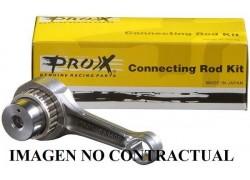 Las bielas ProX están fabricadas con las aleaciones más resistentes que existen actualmente..............
