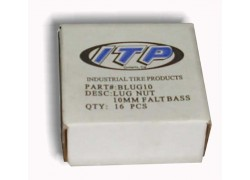 Caja 16 Tuercas planas BLUG10BX ITP