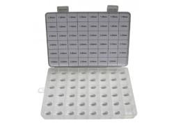Caja de pastillas de reglaje de válvulas PSYCHIC