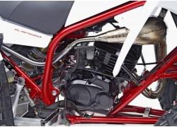 Colector de escape (Hierro) DG Yamaha YFS200 Blaster 88-07