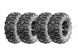 Combo 4 Neumáticos A040 25x8-12 y 25x10-12 SUN-F