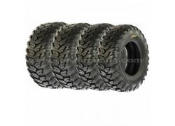Combo 4 Neumáticos A043 25x8-12 y 25x10-12 SUN-F