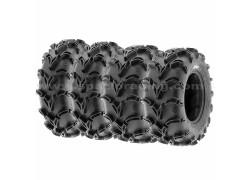 Combo 4 Neumáticos A050 25x8-12 y 25x10-12 SUN-F