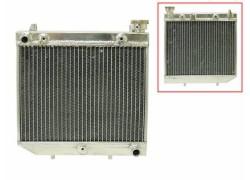 Radiador sobredimensionado Honda TRX450 R 04-09