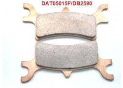 DAT05015F/DB2590 Pastillas de freno trasero Sinterizadas Polaris 500 Predator 03-07